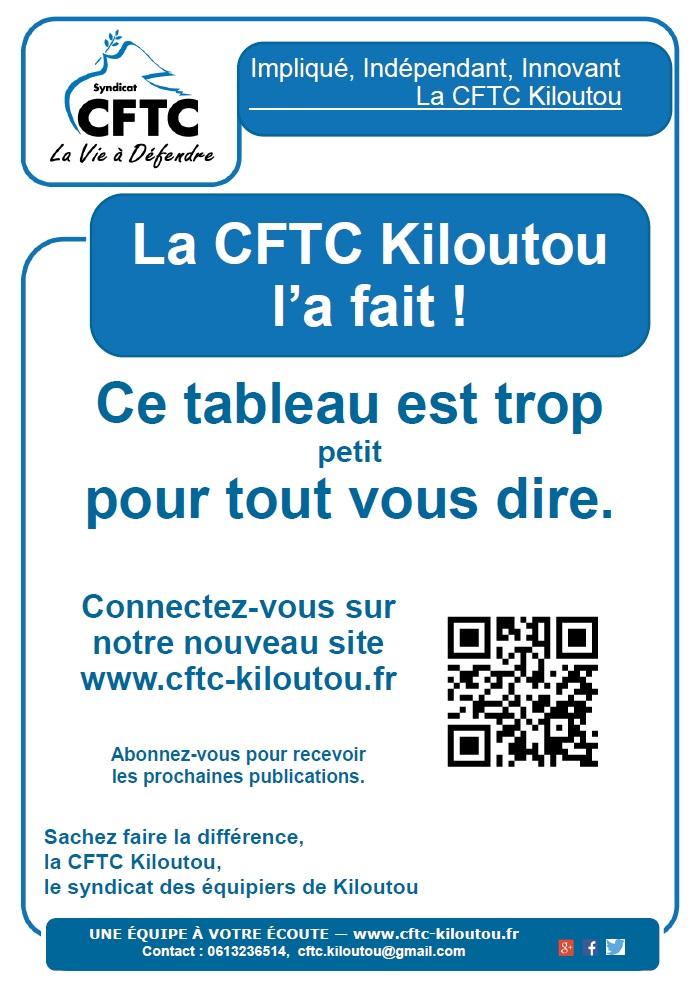 Nos Affiches Cftc Kiloutou Cftc Kiloutou